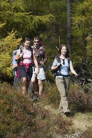 Wandern Ferienregion Lungau