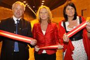 2. Tunnelröhre des Tauerntunnels eröffnete am 30.06.2011