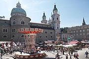 37. Rupertikirtag Salzburg 2013 – Volksfest vom 20.-24.09.2013
