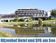 Den eigenen Rhythmus finden: Ritzenhof Hotel und Spa am See in Saalfelden