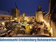 Romantischer Advent auf der Erlebnisburg Hohenwerfen