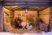 Weihnachtsidylle Filzmoos