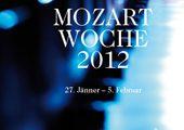 Mozartwoche 2012