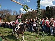 Zahlreiche Veranstaltungen in Salzburg im Namen des Heiligen Georg rund um den 23. April