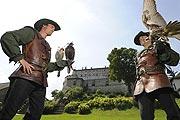Saisonbeginn auf der Erlebnisburg Hohenwerfen ©Foto: Salzburger Landeskorrespondenz, GüŸnter Standl (www.guenterstandl.de)