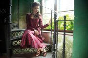 Exklusive und elegante Interpretationen heimisch inspirierter Mode von Designerin Tanja Pflaum von Ploom (Foto Kurt Salhofer)