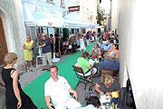 Steingassenfest 2012: Salzburgs Altstadt feiert Kunst & Kultur
