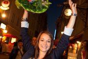"""Die 19-jaehrige Bettina Fuchs wurde am 7. September zum """"Gesicht der Altstadt"""" gewaehlt (Foto Wildbild)"""