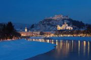 Salzburg im Winter (©Foto: Tourismus Salzburg)