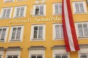 Mozarts Geburtshaus (©Foto: Marikka-Laila Maisel)