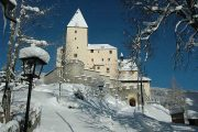 Das Burgerlebnis Mauterndorf ist von 29. Dezember bis Ostern wieder geöffnet Von der Piste ins Mittelalter