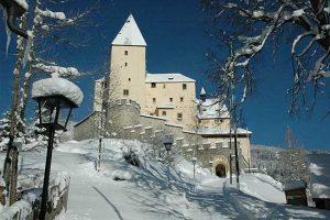 Burg Mauterndorf – Von der Skipiste in die mittelalterliche Burg