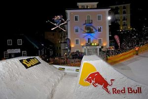 Red Bull PlayStreets 2013 am 23.02.2013 in Bad Gastein