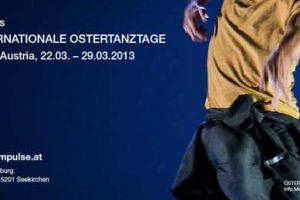 Ostertanztage Salzburg 2013 vom 22.03.-29.03.2013