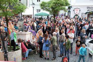 """Salzburger Altstadtfest:Kaiviertel 2013 am 07.+08.06.2013 """"In 48 Stunden um die Welt"""""""