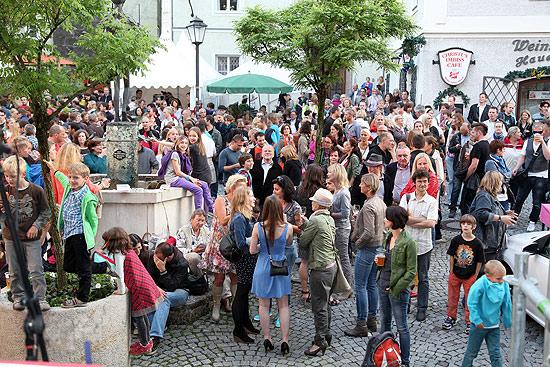 Altstadtfest: Kaiviertel 7.-8. Juni 2013 (Foto Wildbild)