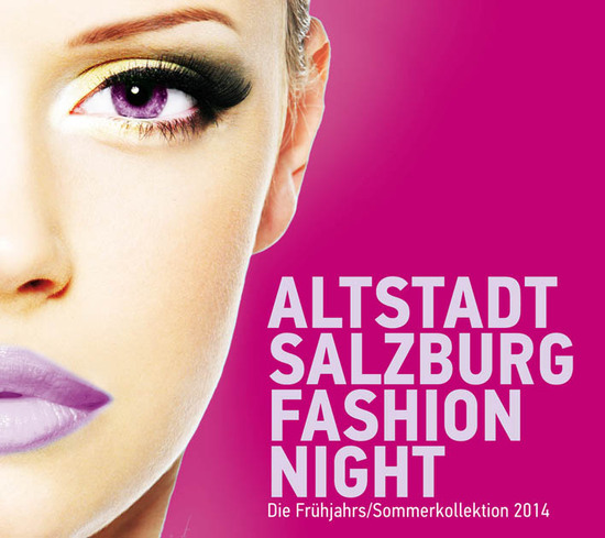 Salzburg Fashion Night 2014