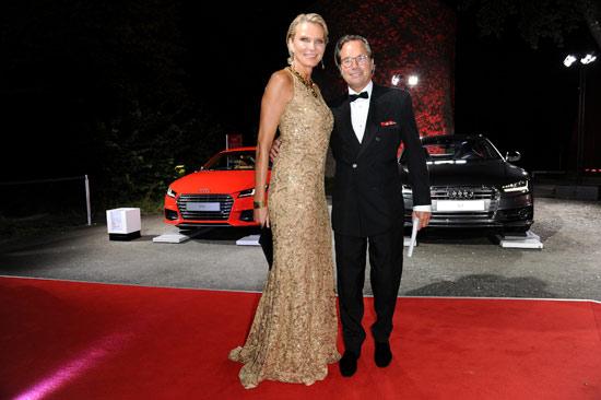 Stephanie von Pfuel und Hendrik te Neues ©Fotos: BrauerPhotos (c) Sabine Brauer