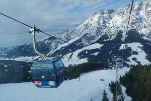 Leogang Pre-Ski-Opening: Asitzbahn eröffnete Skibetrieb 25.+26.10. & 31.10.-2.11.2014