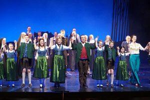 """Gala zum 50 Jahr-Jubiläum von """"The Sound of Music"""" am 17.10.2015"""