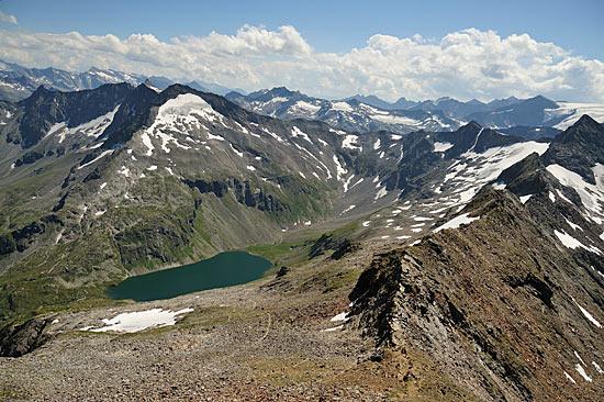 Gipfeltreffen auf dem Larmkogel ©Foto: Ferdinand Rieder