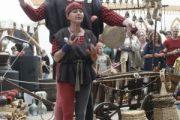 Mittelalterfest auf der Festung Hohensalzburg Bildrechte: Burgen & Schlösser Salzburg