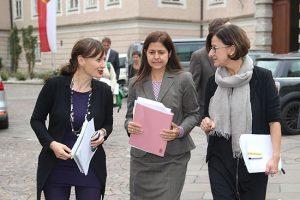 Ergebnisse der Flüchtlingsreferentenkonferenz zur Abstimmung der Bundesländer in Salzburg