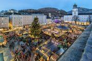 Salzburg Adventsmärkte und Christkindlmarkt 2016