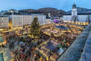 Salzburg Adventsmärkte und Christkindlmarkt 2017