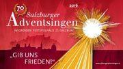 Salzburger Adventssingen 2016