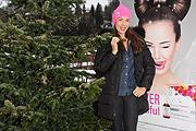 Alexandra Polzin 4. Geburtstag Hotel Alpin Juwel, Start der Wintersaison in Saalbach Hinterglemm, Österreich am 12.12.2016 Foto / (c) G. Nitschke/ BrauerPhotos