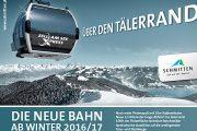 Eröffnung des zellamseeXpress in Schmitten: Start einer neuen Ski-Dimension