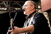 HARRY AHAMER & Band eröffneten das 10. Kaiviertelfest (©Foto: Wildbild)