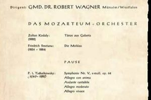 Die Salzburger Kulturtage – das Klassik-Highlight im Herbst 2017