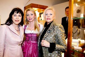Knauf Jewels Cocktail Empfang am 25.03.2018 im Hotel Goldener Hirsch in Salzburg
