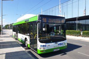Altstadt-Shuttle: gratis Parken und in 13 Minuten günstig und direkt ins Zentrum